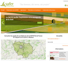 SAFER Île de France