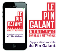Le Pin Galant / site mobile